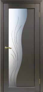 Межкомнатная дверь Оптима Порте Сицилия 720.21 линии
