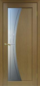 Межкомнатная дверь Оптима Порте Сицилия 721.21 линии