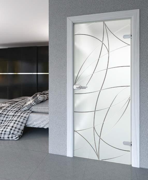 стеклянные двери для квартиры фото того как гир