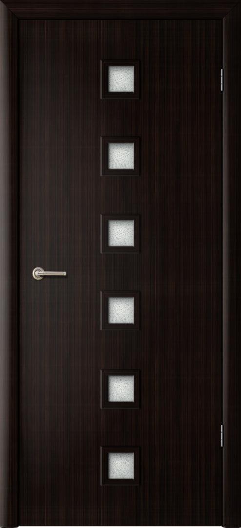 Межкомнатная дверь Геометрия ПО