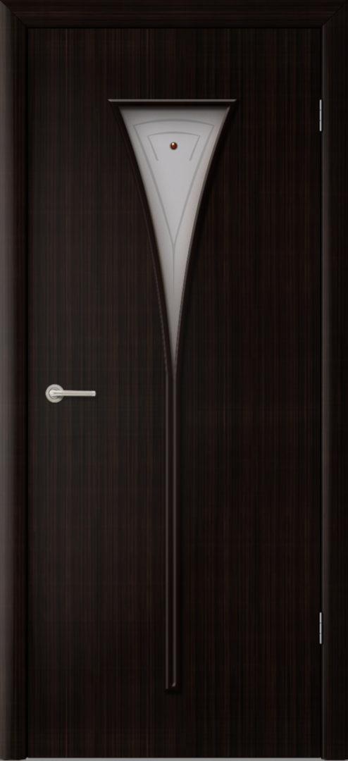 Межкомнатная дверь Рюмка ПО