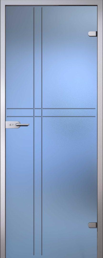 Стеклянная дверь Мария