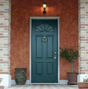 Стальные двери для дома