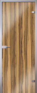 Стеклянная дверь Texture