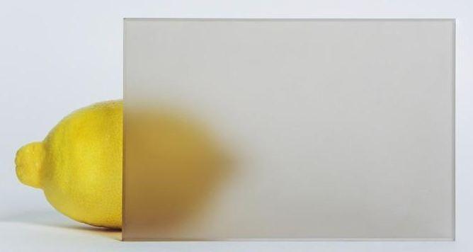 Как сделать матовые стекла не прозрачными