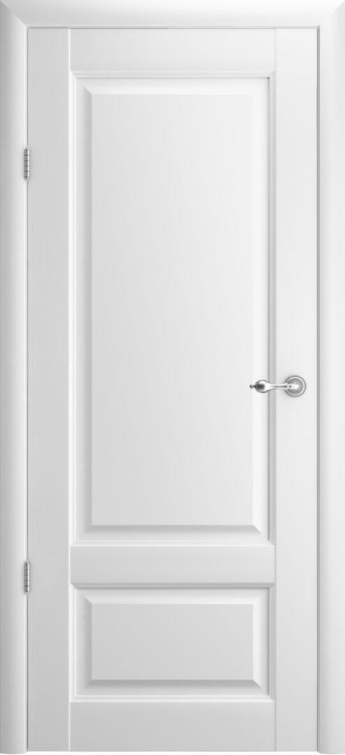 Межкомнатная дверь Эритаж 1 ПГ — белый