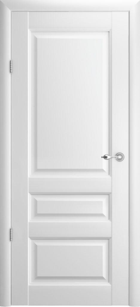 Межкомнатная дверь Эрмитаж 2 ПГ — белый