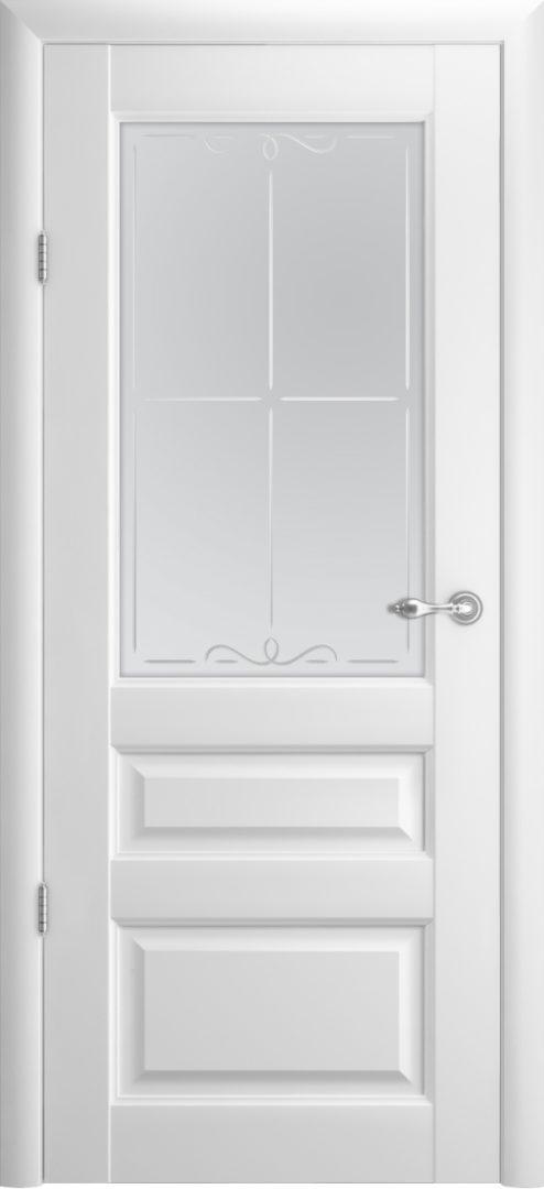 Межкомнатная дверь Эрмитаж 2 ПО Галерея — белый