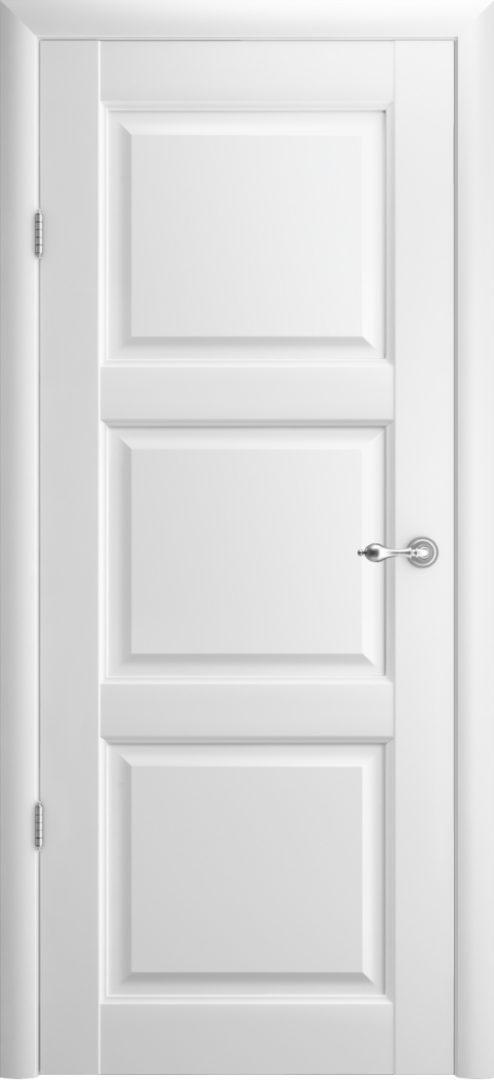 Межкомнатная дверь Эрмитаж 3 ПГ — белый