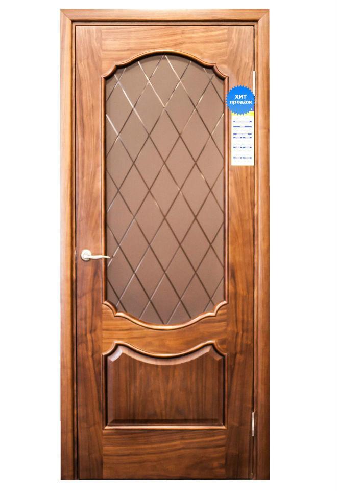Межкомнатная дверь Геоцинт
