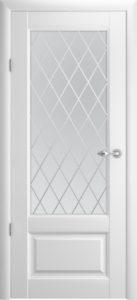 Межкомнатная дверь Эрмитаж 1 ПО Галерея – белый