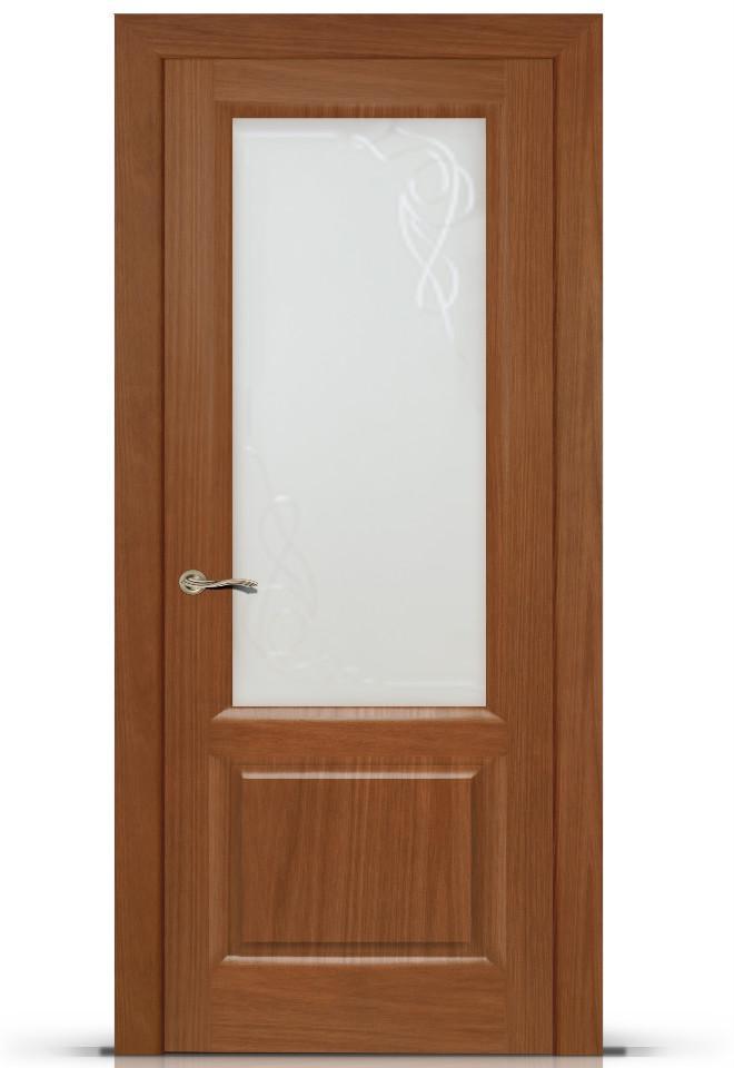 Межкомнатная дверь Малахит 1