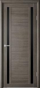 Межкомнатная дверь Рига — остекленная