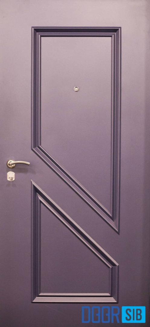 Входная дверь Steel