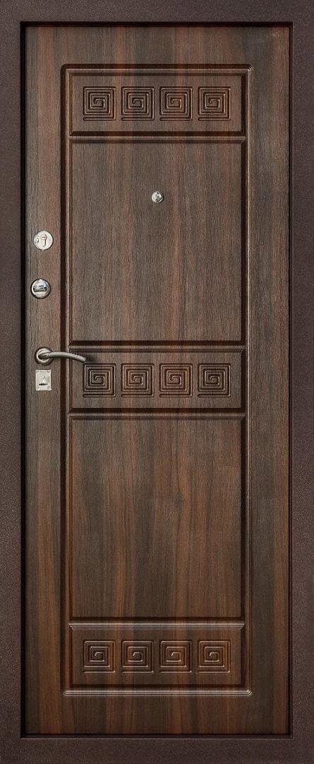 Входная дверь «Теплый толстяк»