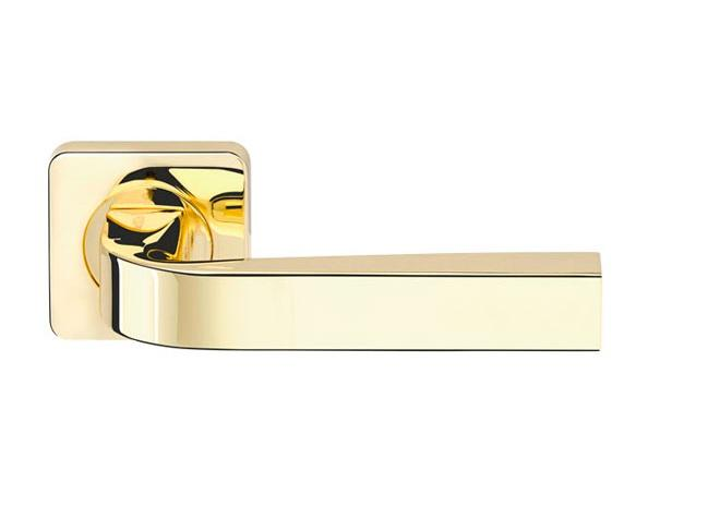 Дверная ручка KEA SQ001-21GP-2