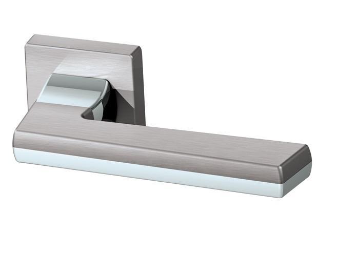 Дверная ручка GROOVE USQ5 SN/СР/SN-12