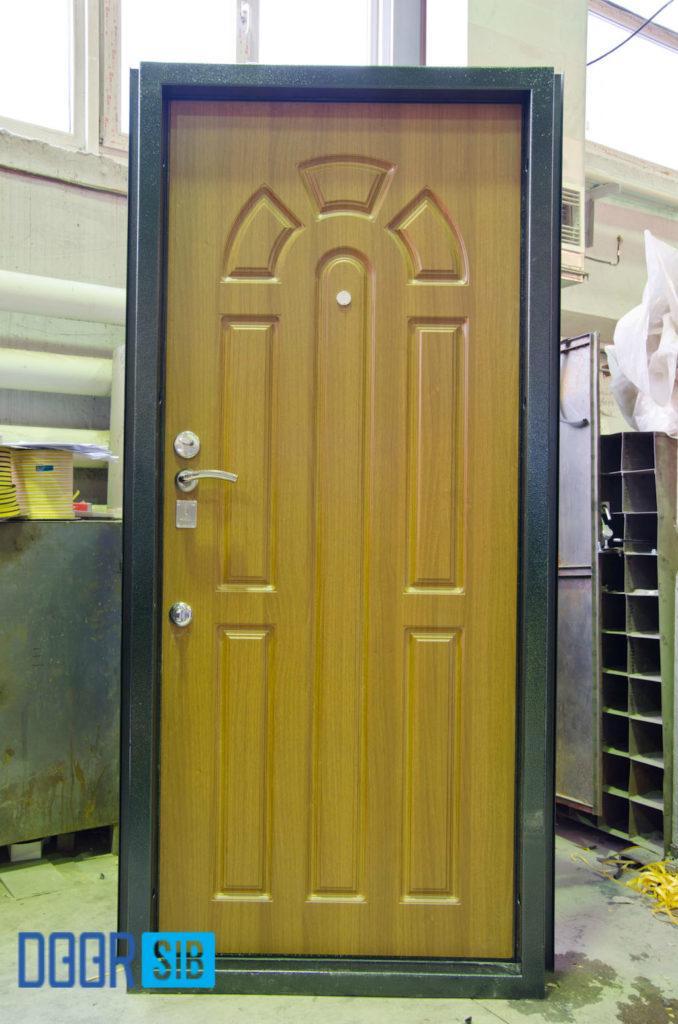 Входные шумоизоляционные двери