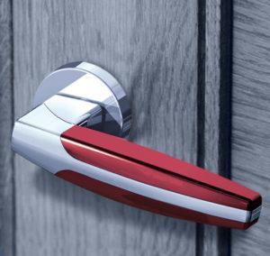 Дверные ручки ARMADILLO