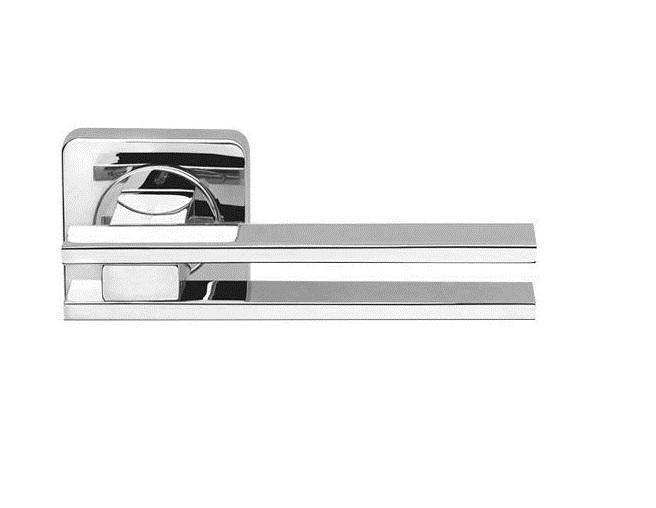 Дверная ручка BRISTOL SQ006-21CP-8