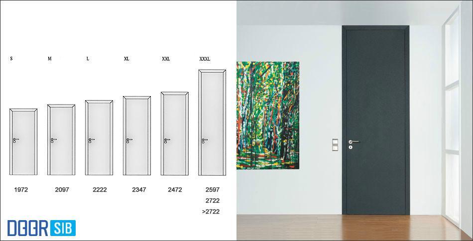 двери по вашим индивидуальным размерам Doorsibru