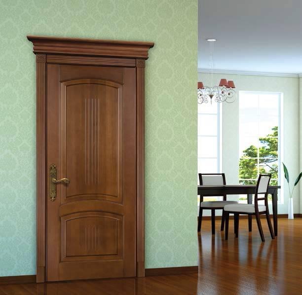 Двери из массива бука