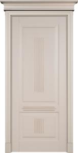 Межкомнатная дверь Вагнер с патиной