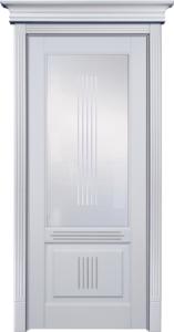 Межкомнатная дверь Вагнер ПО с патиной