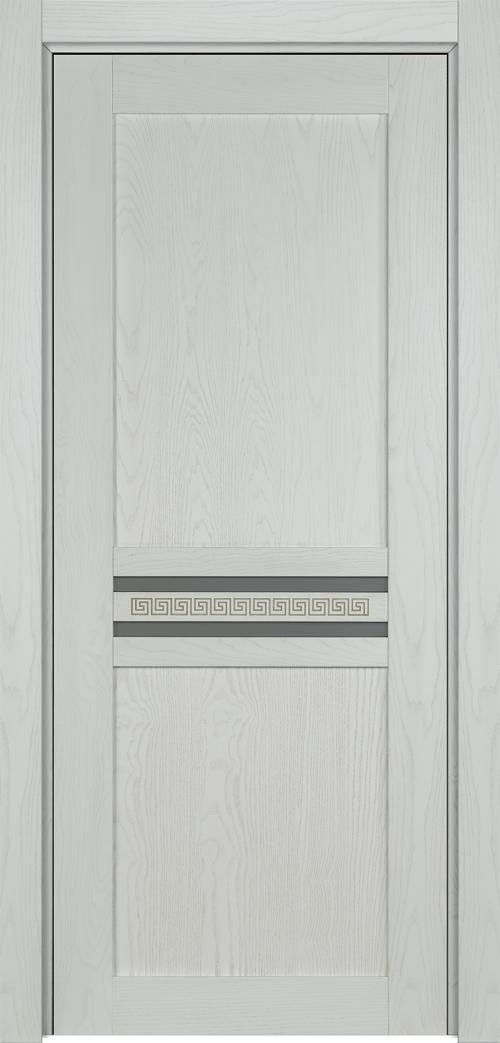Межкомнатная дверь Данте ПГ с патиной