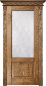 Межкомнатная дверь Рубенс ПО