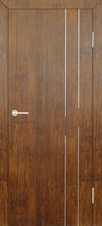 Дверь для офиса Вега 5 «молдинг»