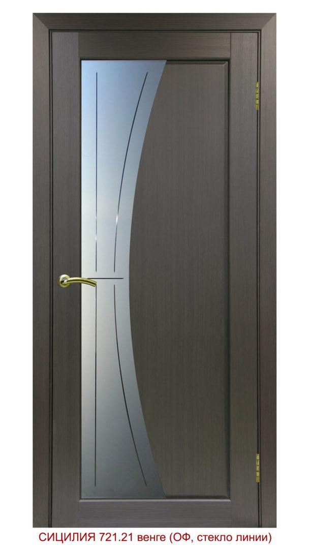 Межкомнатная дверь 721.21 линии