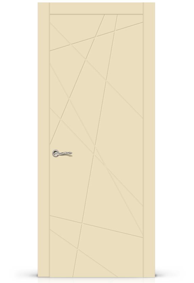 Межкомнатная дверь Винсент эмаль «Бежевый»