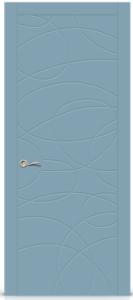 """Межкомнатная дверь Витэлия эмаль """"Белый"""""""
