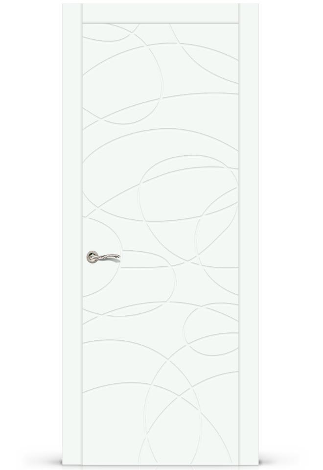Межкомнатная дверь Витэлия эмаль «Белый»