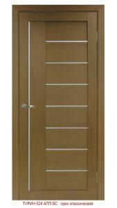Межкомнатная дверь Оптима Порте Турин 524.11 АПП — молдинг