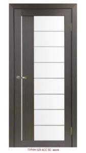 Межкомнатная дверь Турин 524 АСС — молдинг