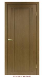 Межкомнатная дверь Турин 522.111 — глухая