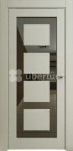Межкомнатная дверь NEO ПДО 01 Светло-серый