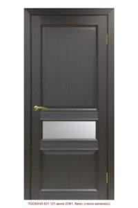 Межкомнатная дверь Тоскана 631.121 ОФ1 багет