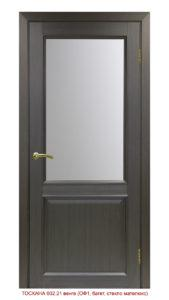 Межкомнатная дверь Оптима Порте Тоскана 602.21 ОФ1 багет