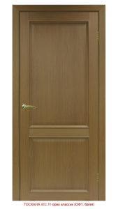 Межкомнатная дверь Тоскана 602.11 ОФ1 багет