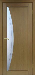 Межкомнатная дверь Оптима Порте Сицилия 722.21 линии