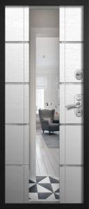 Входная дверь в квартиру Кассиопея
