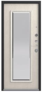 Входная дверь в квартиру Центурион LUX-1 Зеркало