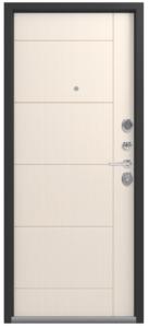 Входная дверь в квартиру Центурион LUX-2 Венге шелк