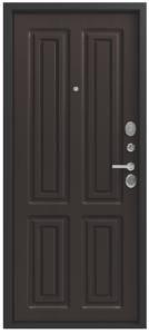 Входная дверь в квартиру Центурион LUX-6 Венге шелк