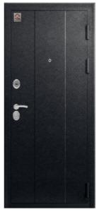 Входная дверь в квартиру Центурион С-108 Серебро/Миндаль