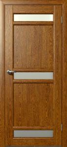 Межкомнатная дверь из массива Новый стиль ПО-7