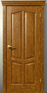 Межкомнатная дверь из массива Классика Ф-2 Карниз